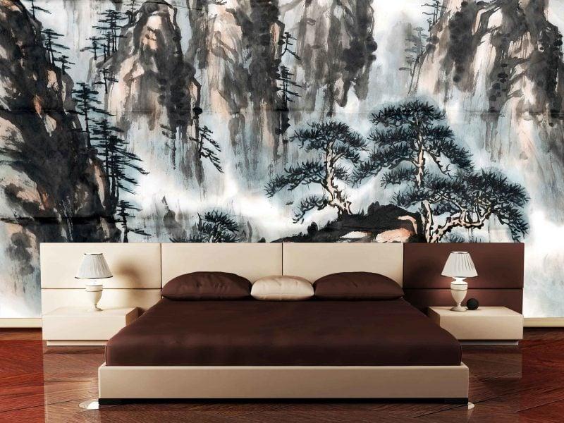 Japanischer Stil: asiatische Möbel