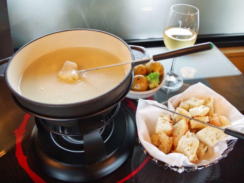 Käsefondue Beilagen: Weißbrot ist ein Muss!