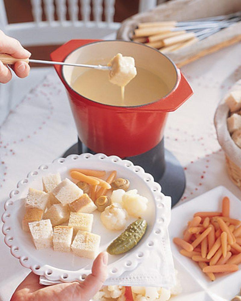 Käsefondue Beilagen nach jedem Geschmack!