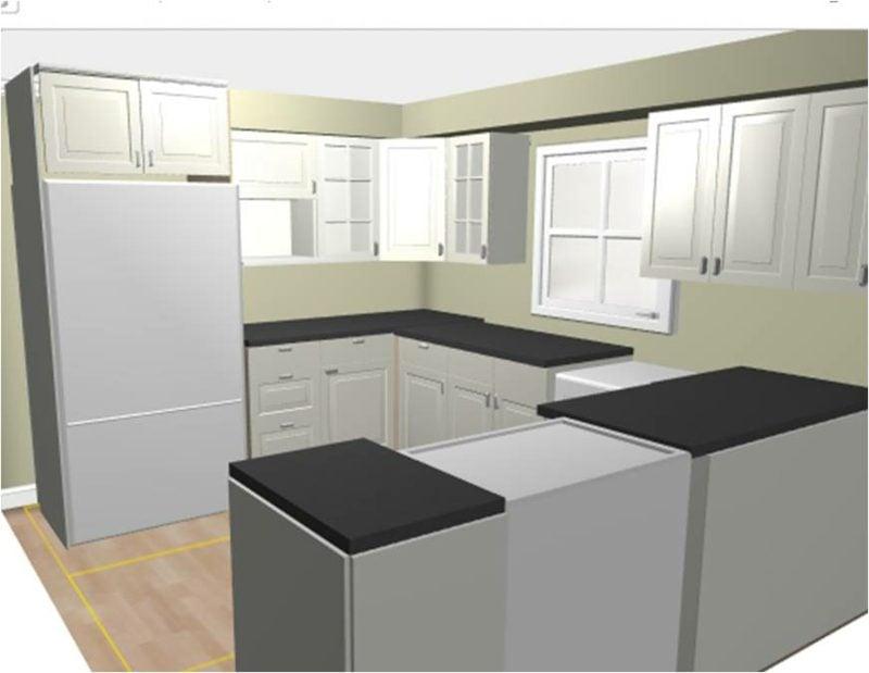 Küchengestaltung IKEA Home Planer