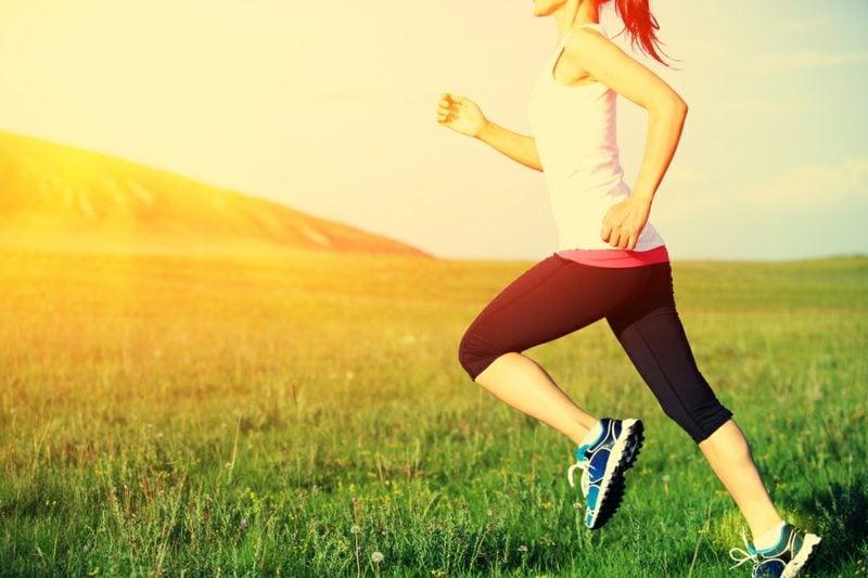 Joggen Gesundheit Abnehmen Kalorienverbrauch