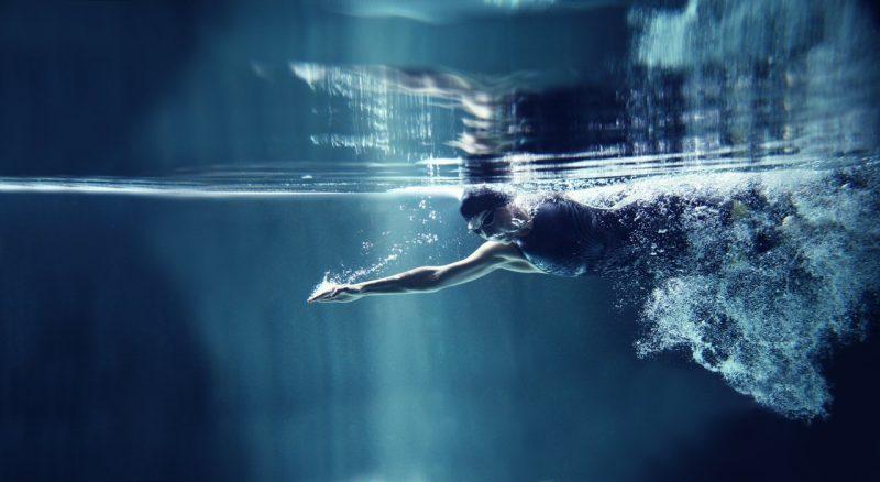 Kalorienverbrauch beim Schwimmen!