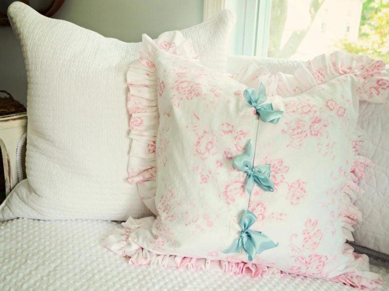 Deko-Ideen für DIY Kissenbezüge!