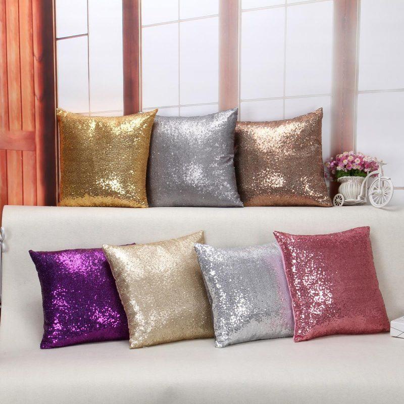 Deko-Ideen für DIY Kissenbezüge! Kissenhülle nähen!