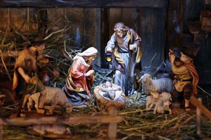 Weihnachtslieder christlich Jesus Geburt
