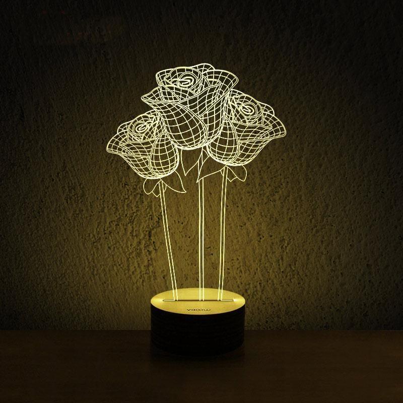 Diese Valentinslampe sieht wunderschön aus, nicht wahr!