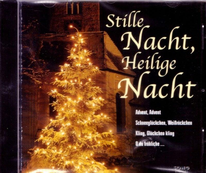 Weihnachtslieder Stille Nacht