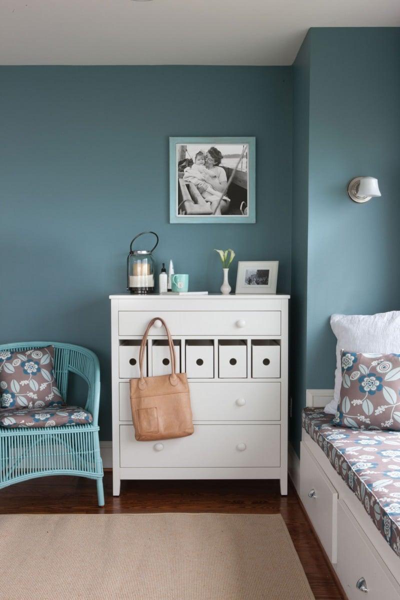 Möbel landhausstil weiß kommode Country Look modern schrank schlafzimmer einrichten