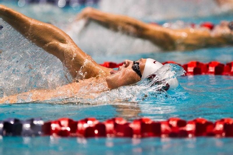 Schwimmen Kalorienverbrauch beim Rückenschwimmen!
