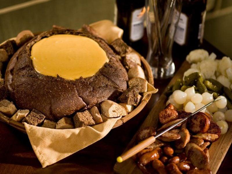 Saucen: Käsefondue Beilagen!