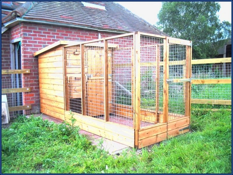 Dog Proof Outdoor Fence For Large Dogs