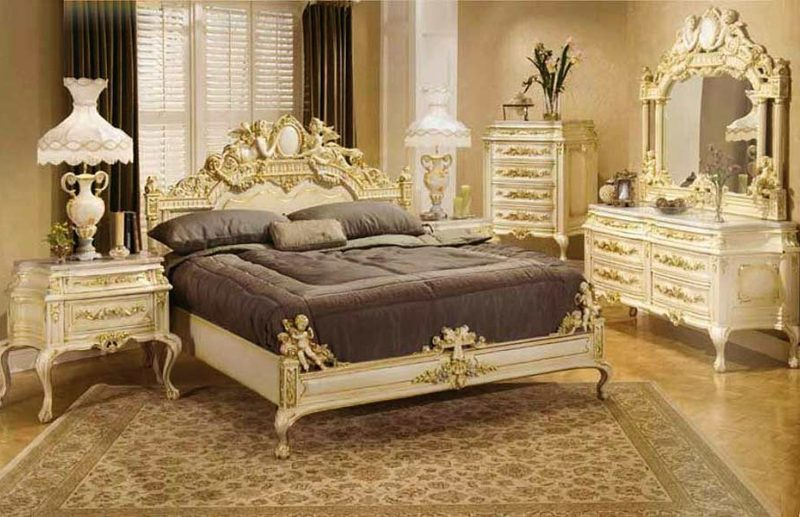 barock mobel prachtvoll m belideen. Black Bedroom Furniture Sets. Home Design Ideas
