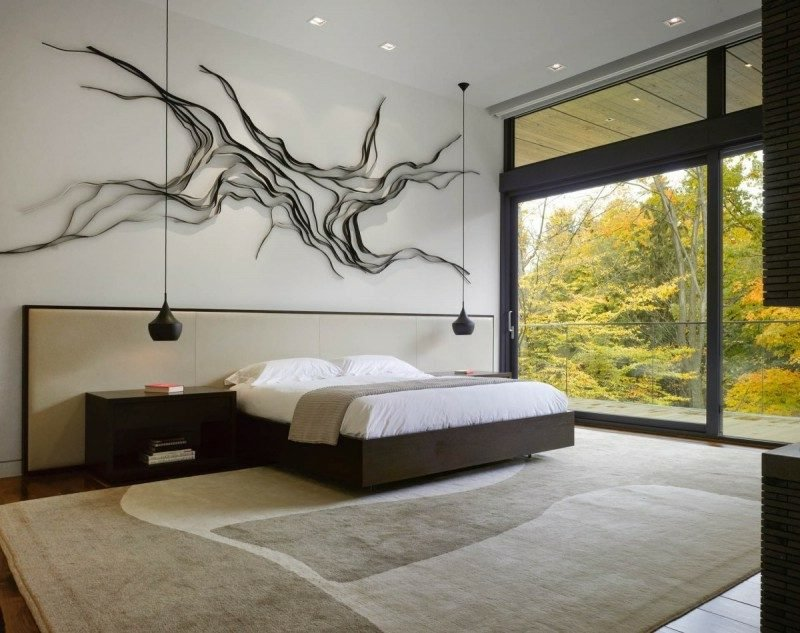 schlafzimmer einrichten 6 atemberaubend moderne visionen. Black Bedroom Furniture Sets. Home Design Ideas