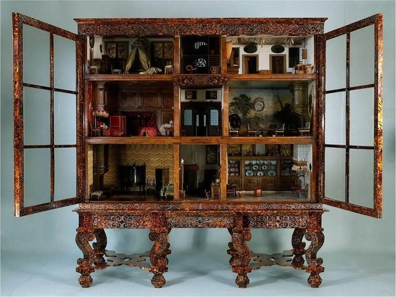 Schrank: asiatische Möbel