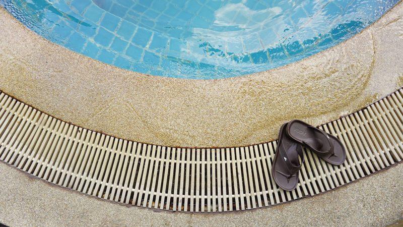 Kalorienverbrauch beim Schwimmen im Pool!