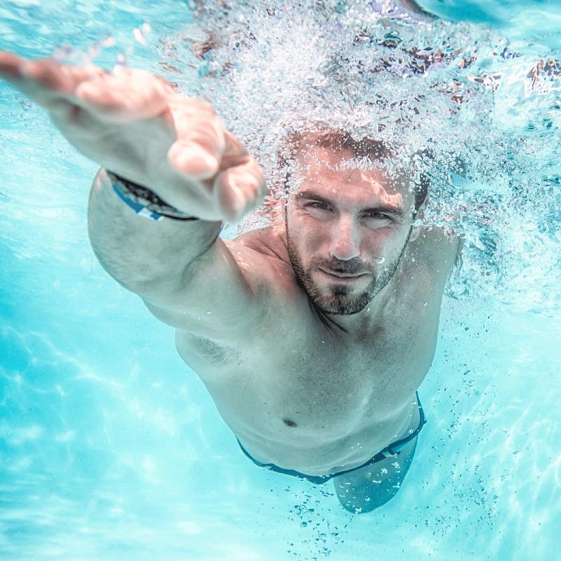 Schwimmen Kalorienverbrauch beim Kraulen!