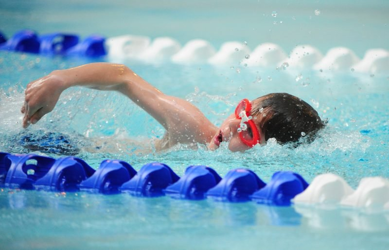 Schwimmen als eine der gesündesten Sportarten!