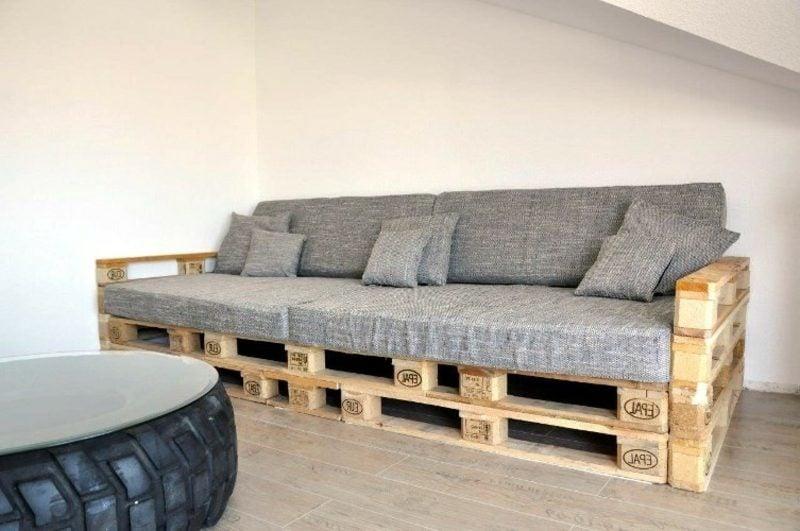 europaletten bett ganz einfach selber bauen ausf hrliche. Black Bedroom Furniture Sets. Home Design Ideas