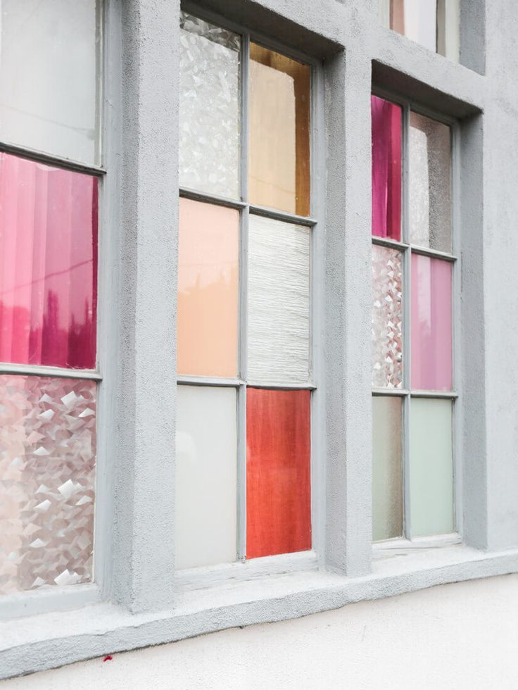 Sonnenschutzfolien erscheinen in einer Vielfalt an Farben