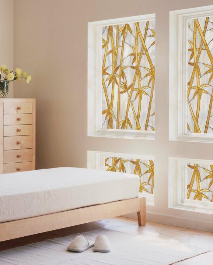 Sonnenschutzfolien im Schlafzimmer sorgen für Ihre Nachtruhe