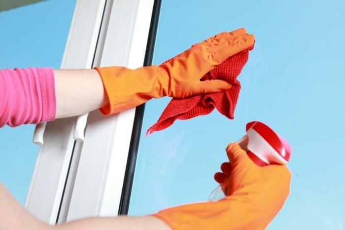 Sonnenschutzfolien sind reinigungsfreundlich