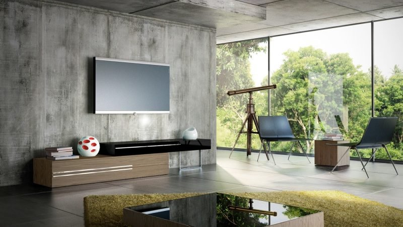 Stylische Mediamöbel geben Ihrer Wohnung einen charmanten Look!