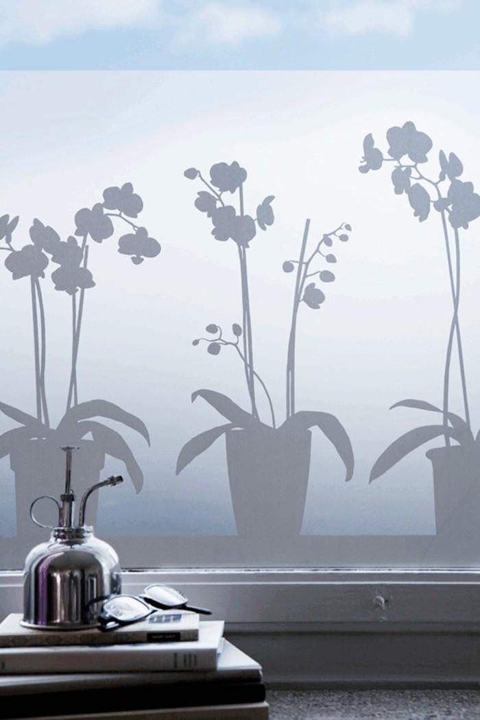 Verkleiden Sie die Fenster mit Sonnenschutzfolien mit charmantem Design!