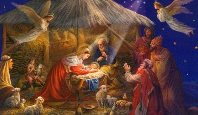 Weihnachtslieder Christus Geburt