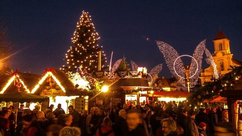 deutsche Weihnachtsmarkt