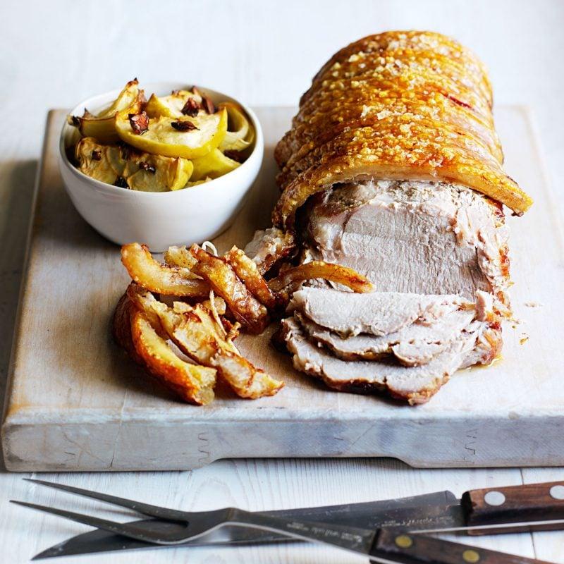 Zwiebel Chutney als Beilage zum Fleisch!