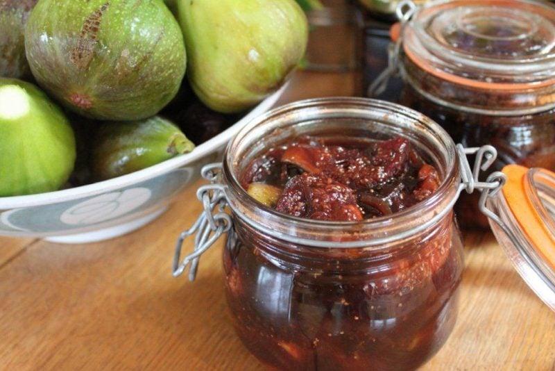 Zwiebel Chutney mit Früchten!
