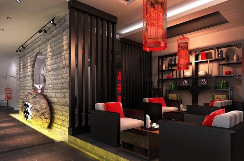 asiatische Möbel: Chinesischer Stil