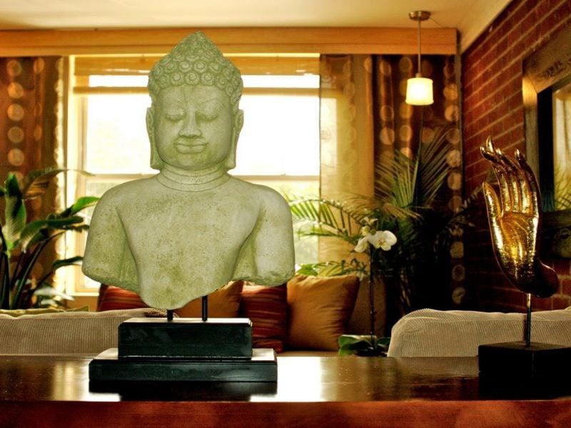 asiatische Möbel für effektvolle Einrichtung
