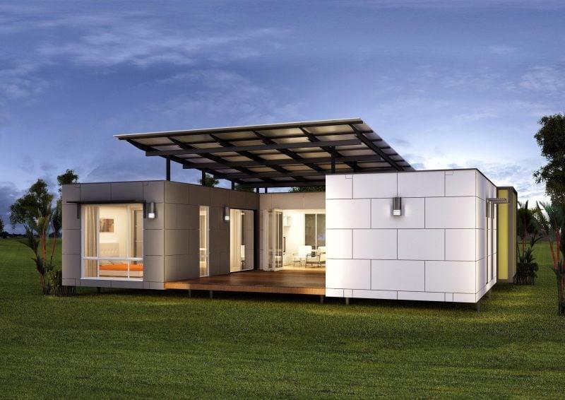 Bausatzhaus der günstige Weg zum Eigenheim