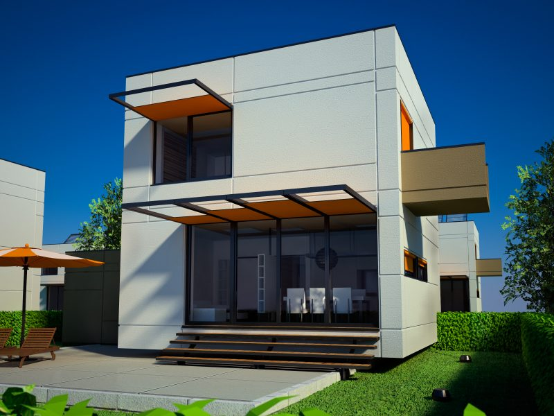 Bausatzhaus Ideen und Design