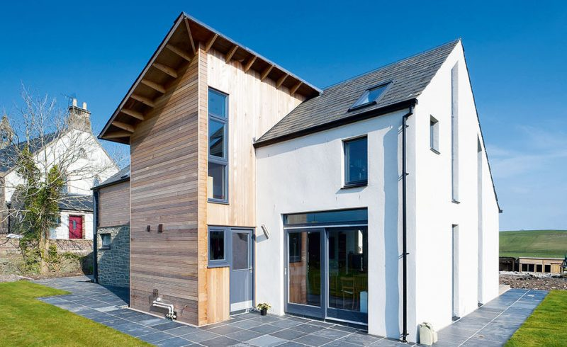 Bausatzhaus - der leichteste Weg zum Traumhaus