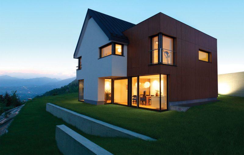 Bausatzhaus modern Design