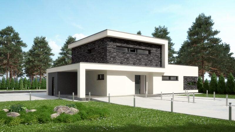 Bausatzhaus selber bauen - Selbstbauhaus