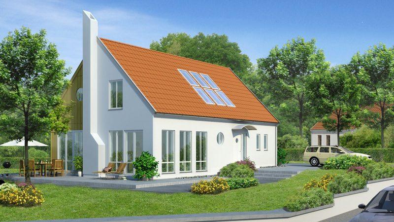 Bausatzhaus selber bauen Ideen
