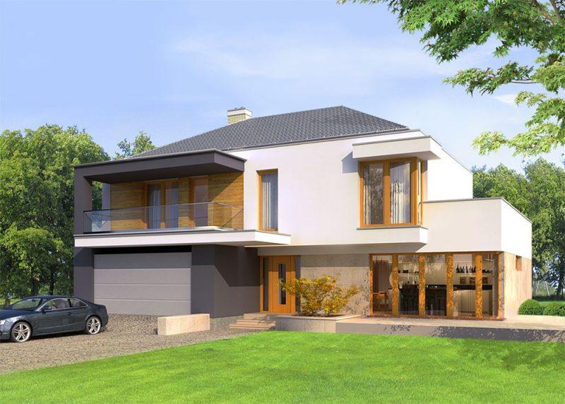 Bausatzhaus Design