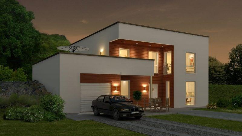 Bausatzhaus - der Weg zu Traumvilla