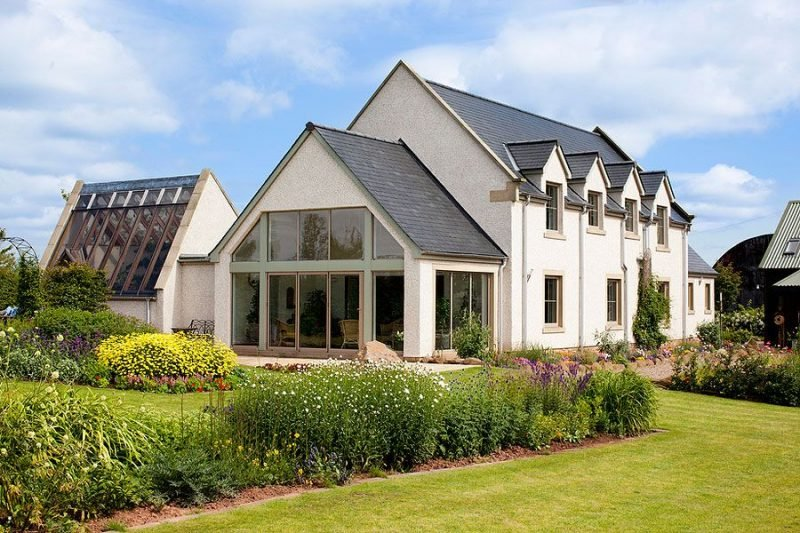 Bausatzhaus Ideen für moderne Fassade