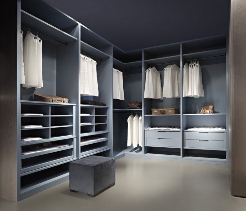 begehbarer kleiderschrank regalsystem begehbarer. Black Bedroom Furniture Sets. Home Design Ideas