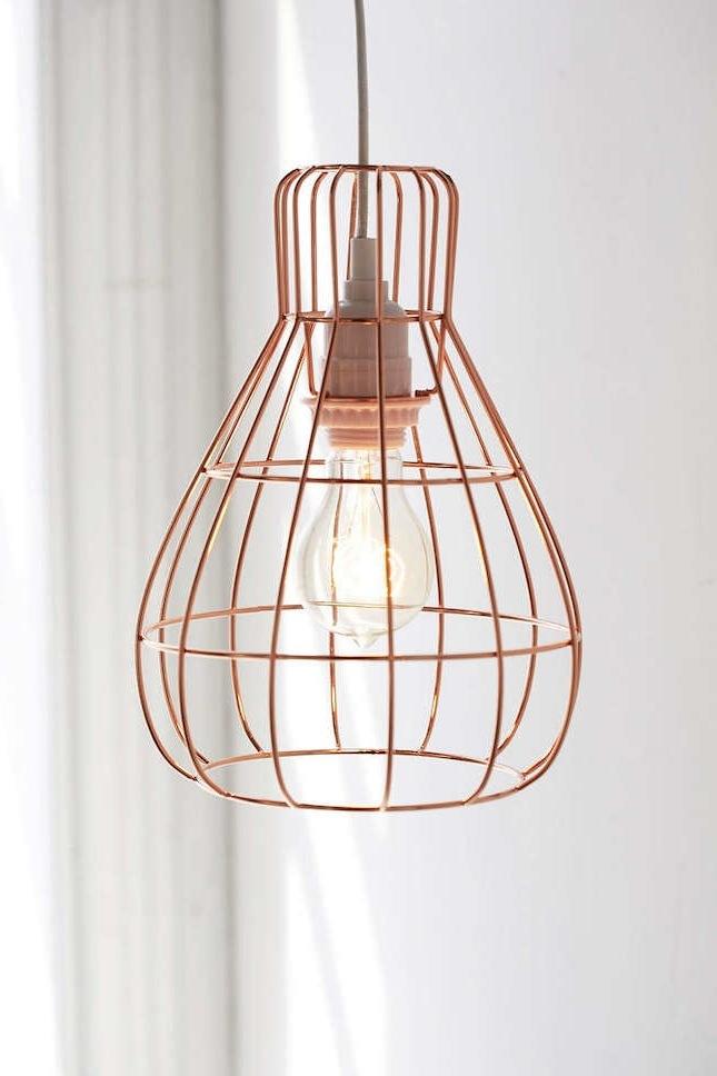 beleuchtung badezimmer ideen hängelampe modernes bad ideen
