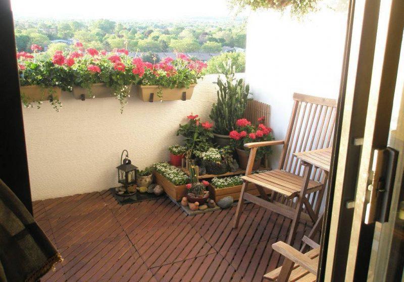beste Vorschläge für Balkonbelag