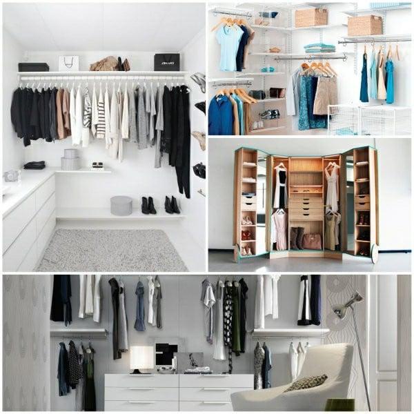 beste ideen begehbarer kleiderschrank schlafzimmer ankleidezimmer