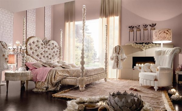 charmantes einrichten design zum valentinstag. Black Bedroom Furniture Sets. Home Design Ideas
