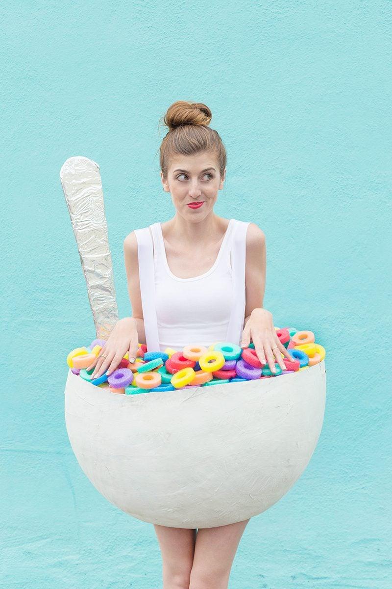 cake pop kostüm fasching ideen coole faschingskostüme karneval