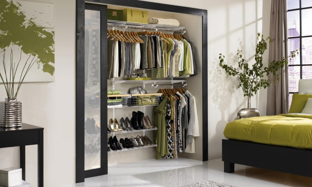 Regalsysteme für Kleiderschränke sorgen für Ihren besten Komfort!