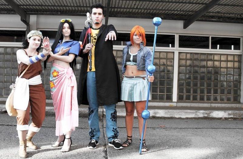 Animation karneval kostüm ideen gruppenkostüm fasching